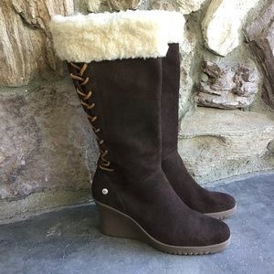 743a487f4ff UGG Heeled Boots for Women | Poshmark